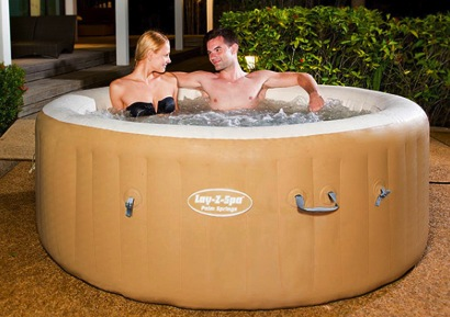Photo jacuzzi